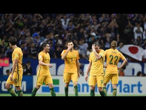 Japan Vs Australia - 2018 World Cup Qualifiers - FULL MATCH