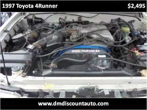 1997 Toyota 4Runner Used Cars Stafford VA