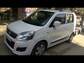 Maruti Suzuki wagon r vxi  + Test Drive &  Review