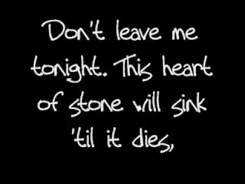 Secondhand Serenade - Stay Close, Don't Go Lyrics