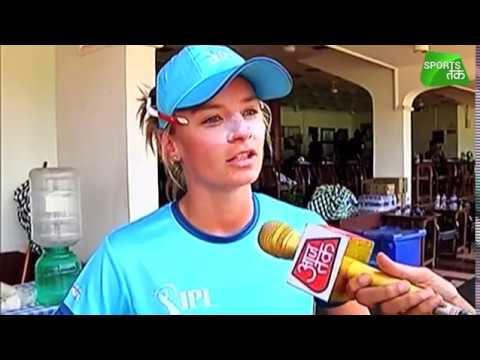 Danielle Wyatt: विराट को प्रपोज करना सिर्फ एक मजाक था | Sports Tak