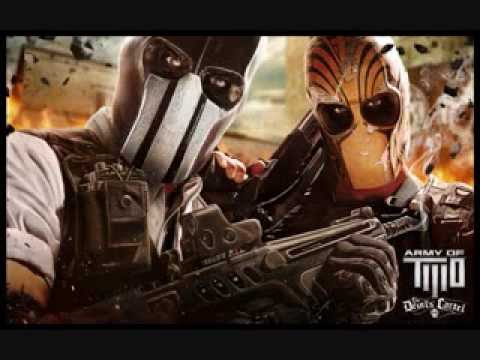 Army of Two - The Devil's Cartel - full soundtrack