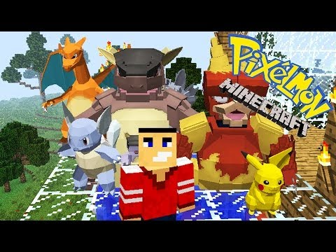 Minecraft Epic BOSS Battles! – PIXELMON PARADISE [EP5] – Minecraft Mod