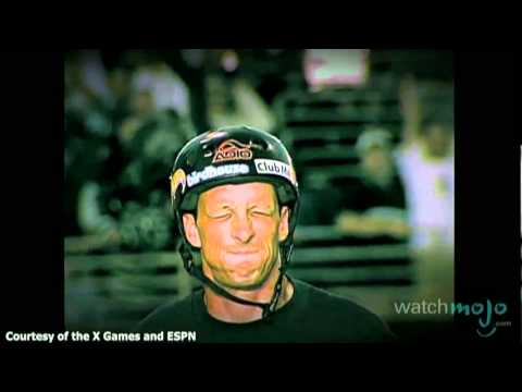 Tony Hawk: Life and Career of a Skateboarding Legend