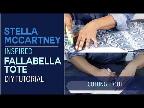 DIY Stella McCartney Bag | Cut It Out!