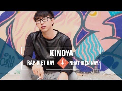 :)  top 20 bài rap hay nhất của kindya 2017  :x  -  haivl | hài hước | hài vl