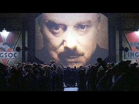 New Film - Hollywood is Working on Getting the Rights for a New Film Adaptation Based on George Orwell's Nineteen Eighty-Four!! Ron Howard Wants to Produce it. IF it's ...