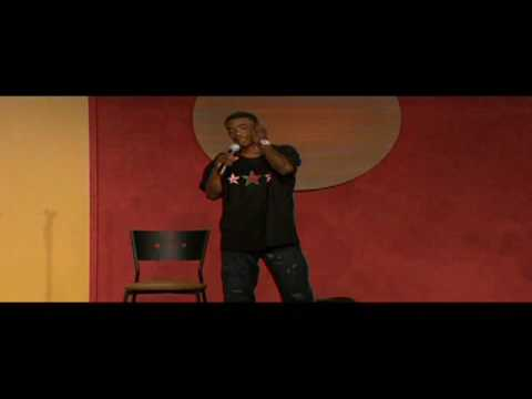 Tracy Morgan - Back To Monique (stand up comedy pt.9)