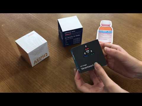Hafti Produkte: Cube / Würfelblock