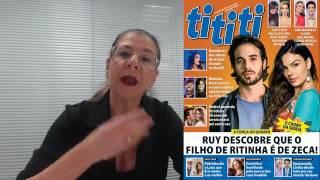 TV TITITI e entrevista exclusiva com Gretchen