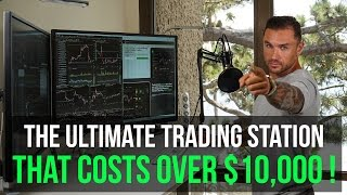 Day Trading Setup & Station with Dell 43