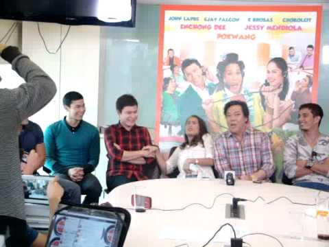 "Part 2: BlogCon with Pokwang, Sweet, Enchong, Ej and Alex for ""Call Center Girl"""