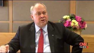 Haluk Yalçın, 19. Küresel CEO Araştırması - CEO'ların akıllarında neler var? | CNN Türk