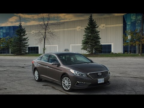 2015 Hyundai Sonata Limited – Review