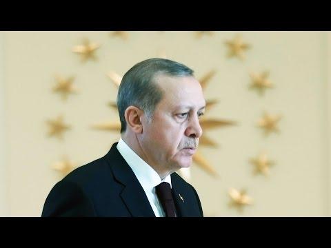 Эрдоган об убийстве посла России (видео)