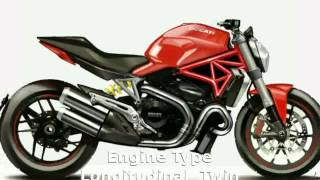 1. 2014 Ducati Monster 1200 Specs and Walkaround
