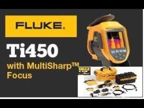 Тепловизор Fluke Ti450 Артикул: 4764729. Производитель: Fluke.