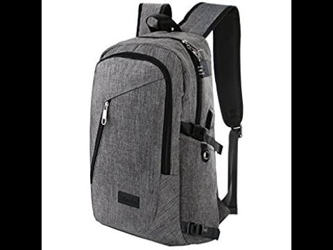 Mancro backpack review