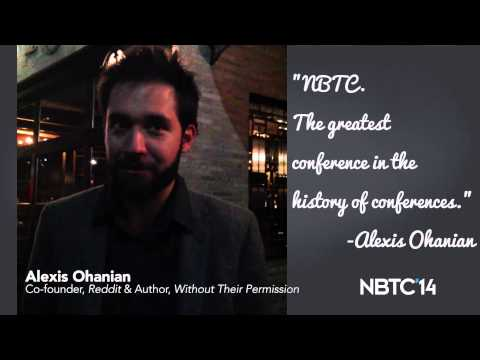 NBTC 2014- Where Ideas Take Flight
