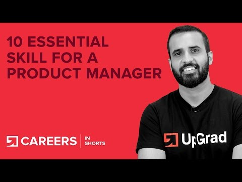 Top 10 Skills Of A Product Manager | Product Management | UpGrad