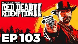 Red Dead Redemption 2 Ep.103 - FLACO HERNANDEZ, FISHING w/ HAMISH SINCLAIR!! (Gameplay / Let's Play)