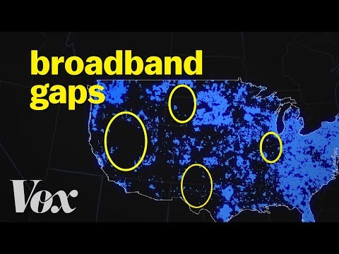 Why 23 million Americans don't have fast internet