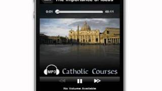 Audio Catholic Courses YouTube video