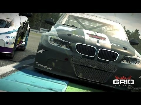 GRID Autosport - Announcement Trailer