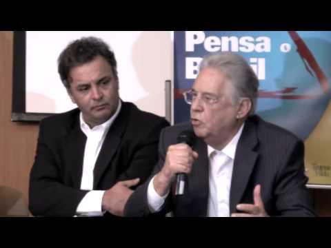 Minas Pensa o Brasil – Entrevista do ex-presidente FHC