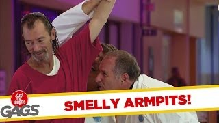 Gross Armpit Smell Test