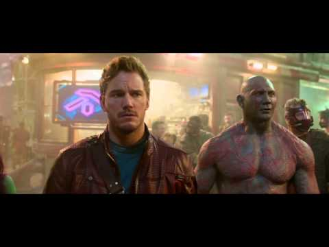 Guardians of the Galaxy (Featurette 'Peter Quill')