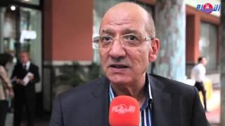 """هذا ما تمناه الفنان """"الحسين باز"""" لpam و pjd في أول مجلس لجهة البيضاء سطات"""
