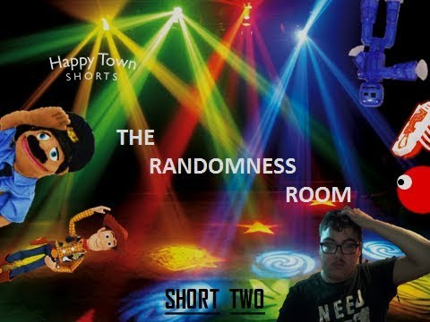 Happy Town Shorts | The Randomness Room (#2)