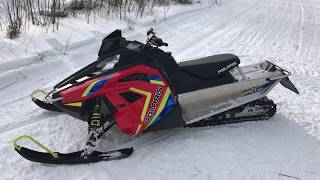 8. Behind The Scenes: 2019 Polaris INDY EVO