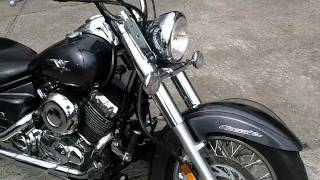 8. 2005 Yamaha V-Star 650 Classic with Vance and Hines Exhaust