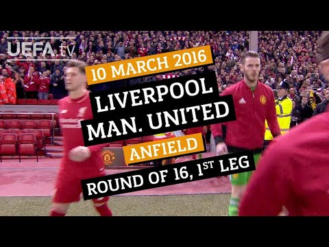 #UEL Fixture Flashback: Liverpool 3-1 Manchester United