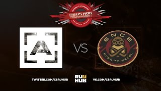 ENCE vs ArchAngels, game 1