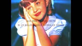 Daniela Lujàn - Luz Clarita (Letra)
