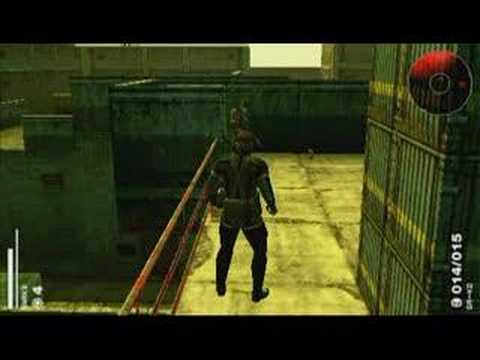 metal gear solid portable ops plus psp cheats