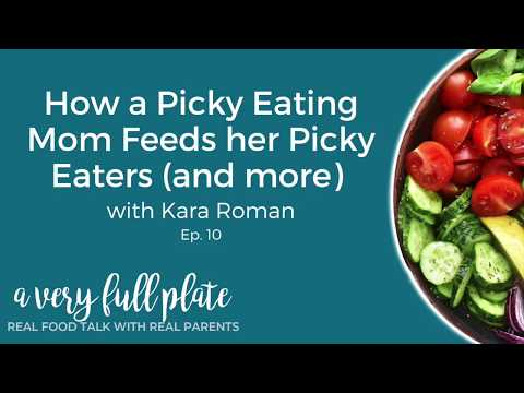 How a Picky Eating Mom Feeds her Picky Eaters (AVFP Episode 10)