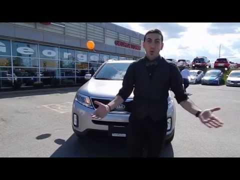 2015 Kia Sorento VS Toyota Rav 4 | Georgetown Kia
