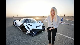 Video World's First Person To Drive THE DEVEL SIXTEEN MP3, 3GP, MP4, WEBM, AVI, FLV Juni 2019