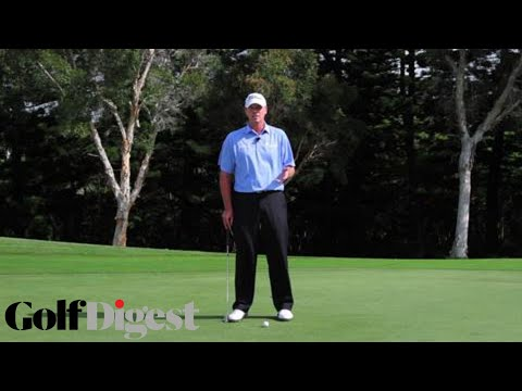 Steve Stricker: His Putting Secrets-Putting Tips-Golf Digest
