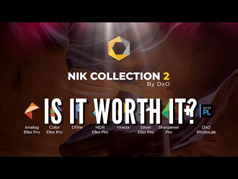 The New Nik Collection 2 - Is it Worth it?