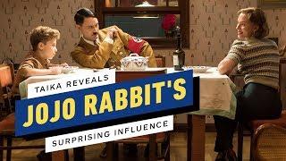 Taika Waititi Reveals Jojo Rabbit's Surprising Influence by IGN
