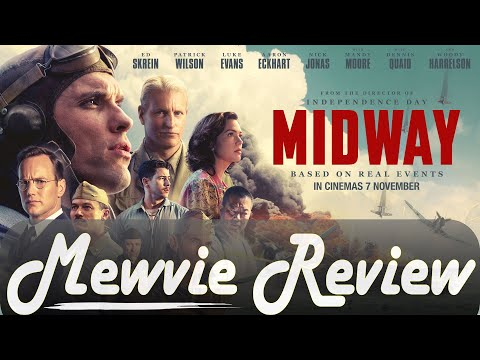 How REALISTIC is this depiction of MIDWAY? Mewvie Review