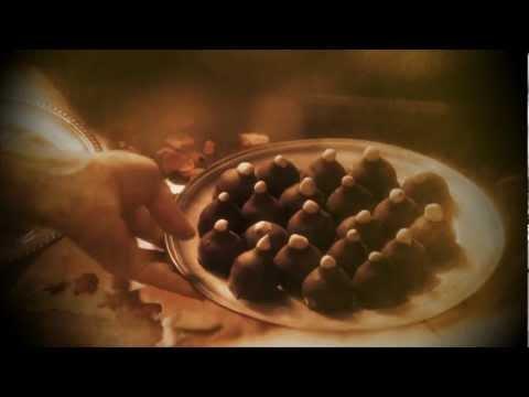 Chocolat (2000) - Blu-ray menu