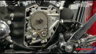 10. Cam Replacement on a Harley Davidson Twin Cam, including Pushrod Removal •  J&P Cycles