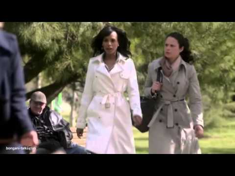 Olivia Pope in Season 1 of Scandal US
