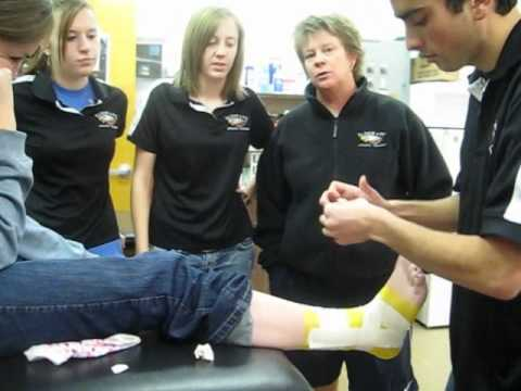 Sports Med 2009-2010 Harry Potter Video Bloopers